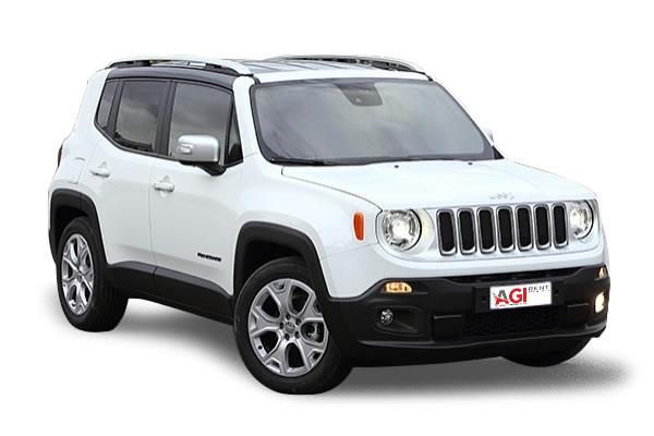 SUV (Jeep Renegade o Fiat 500X)